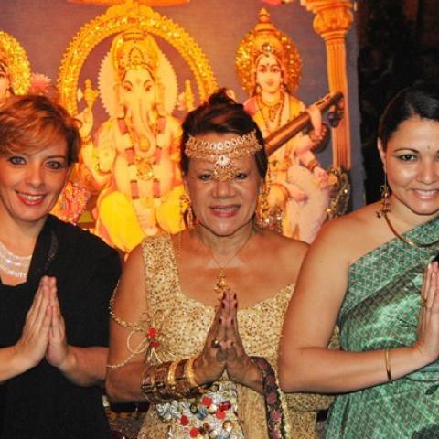 II Noite em Mumbai 2010 - #Maceio40Graus20Anos