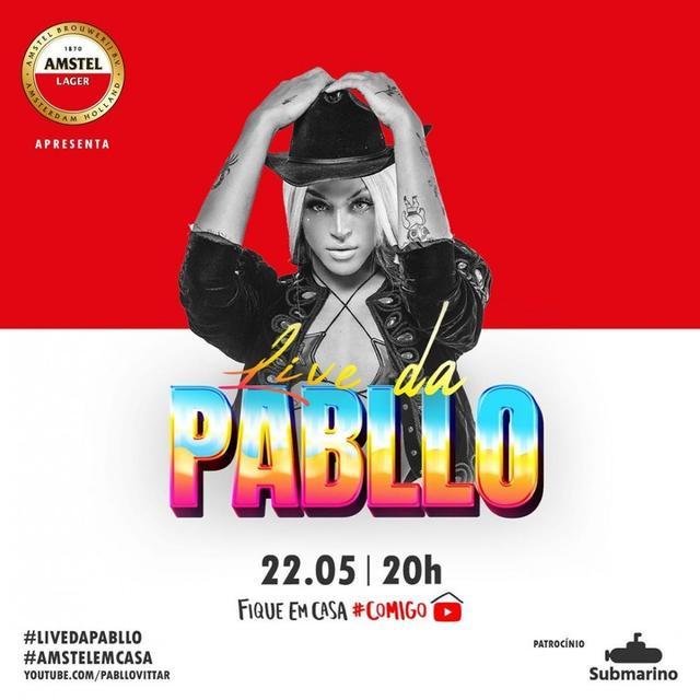 Live da Pabllo