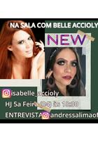 Na Sala Com Isabelle Accioly
