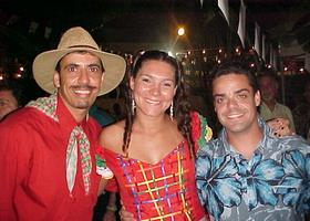 Arraial de Guaxuma 2003 - #Maceio40Graus20Anos