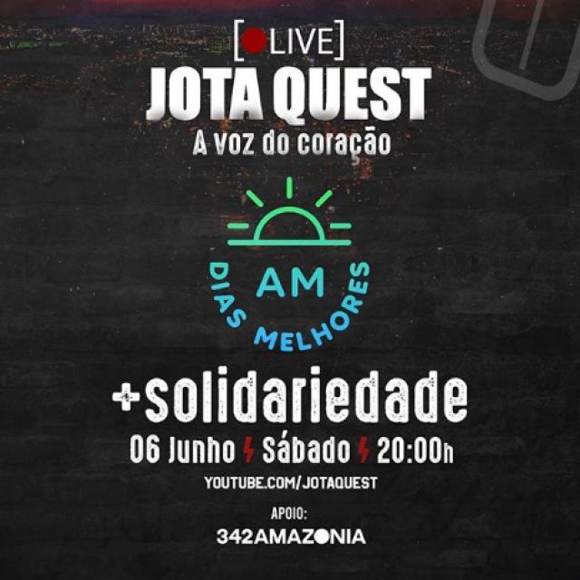 Jota Quest LIVE – A Voz do Coração