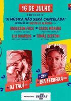 Bia Ferreira e DJ Tatuí