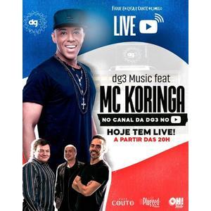 dg3 Music e MC Koringa