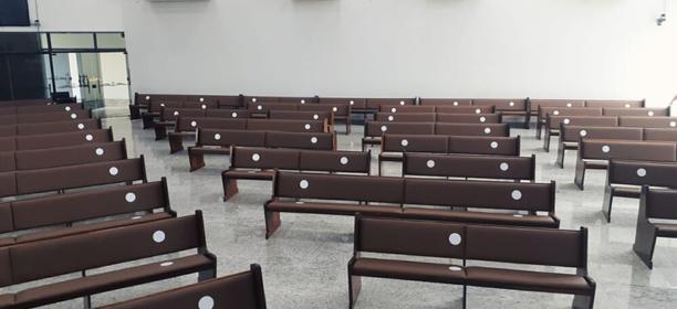 Igreja Batista do Farol retorna com cultos presenciais no domingo, 19