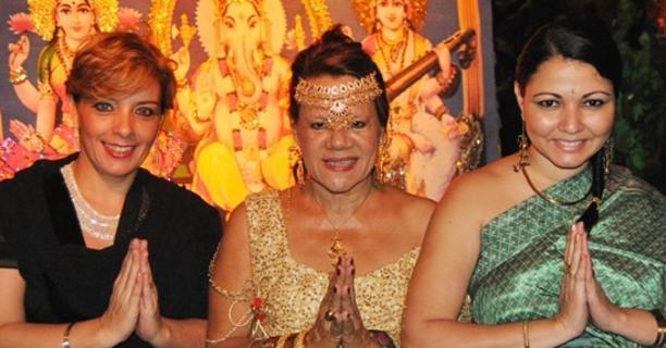 II Noite em Mumbai 2010 – #Maceio40Graus20Anos