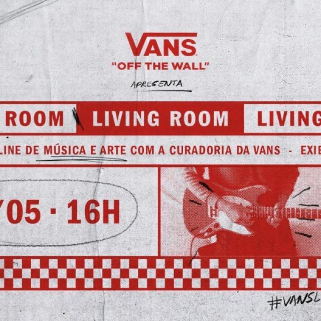 Vans Living Room – Festival Online