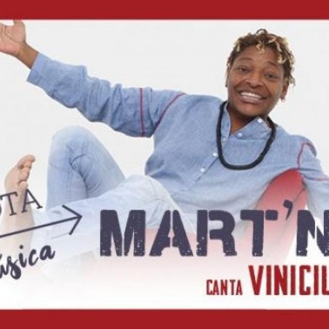 Mart'nália conversa com Celso Fonseca