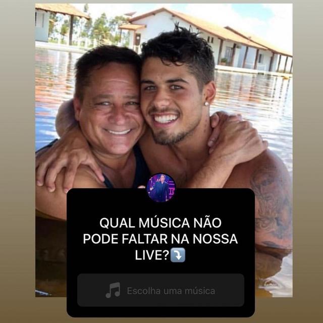 """Leonardo e Zé Felipe """"Pai & Filho"""""""