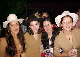 Arraiá Lagoa Azul 2002- #Maceio40Graus20Anos