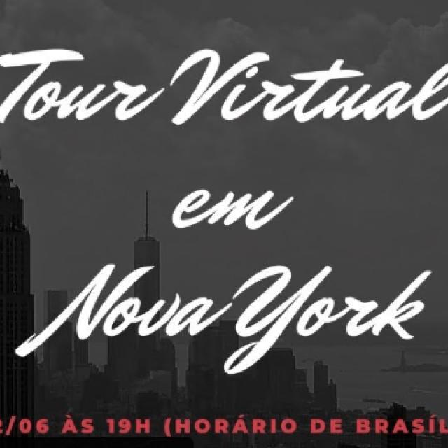 Tour Virtual AO VIVO em Nova York