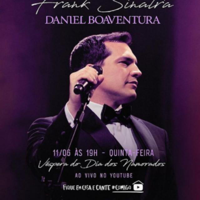 Daniel Boaventura – Tributo a Frank Sinatra