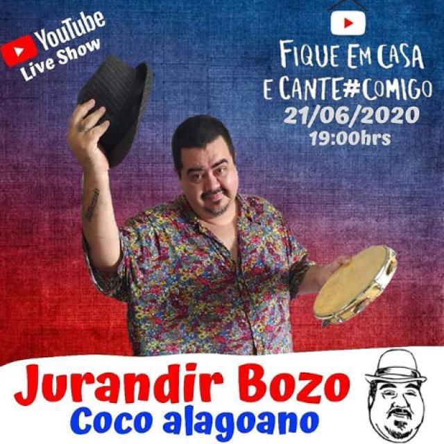 Jurandir Bozo – Coco Alagoano