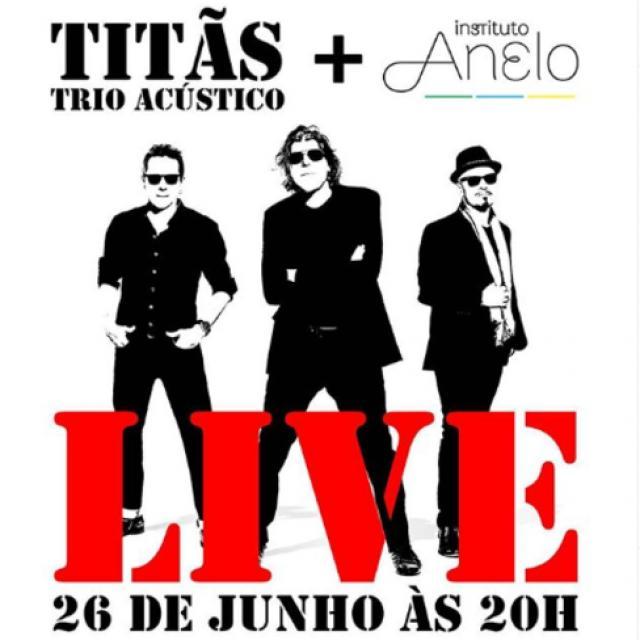 TRIO ACÚSTICO #LIVEDOSTITÃS