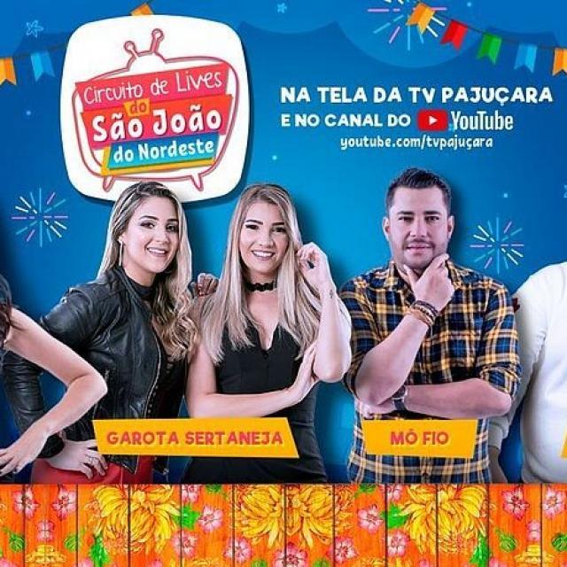 São João do Nordeste – TV Pajuçara