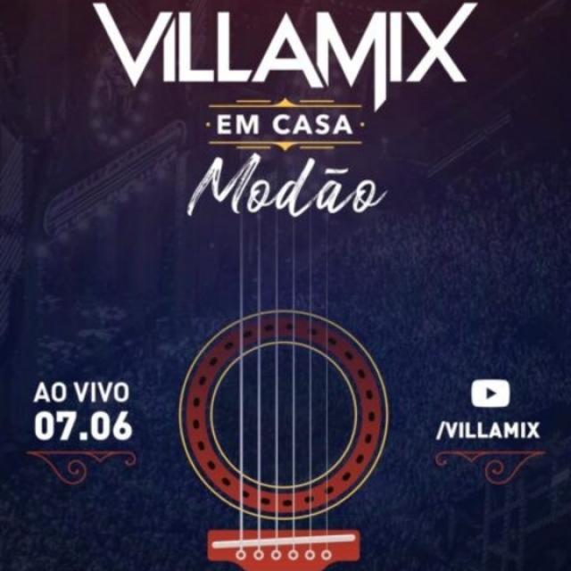 VillaMix em Casa Modão