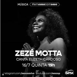 Zezé Motta canta Elizeth Cardoso