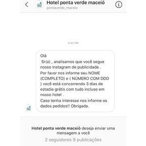 Hotéis alagoanos são vítimas de criminosos que criam perfis falsos para enganar consumidores