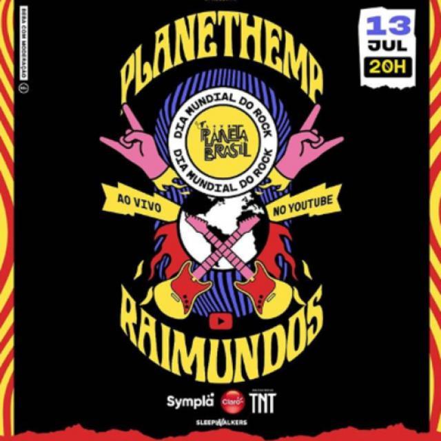 Dia Mundial do Rock: Planet Hemp e Raimundos