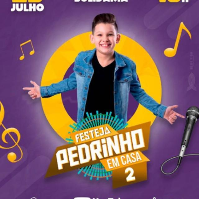 Festeja Pedro Henrique em Casa 2