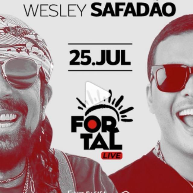 Bell Marques e Wesley Safadão