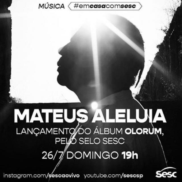 Mateus Aleluia