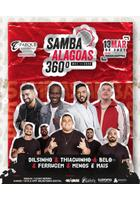 Samba Alagoas 360º