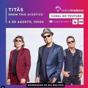 """""""Titãs Trio Acústico"""""""