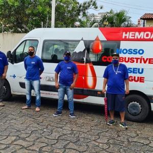 Ademi-AL engaja associados em campanha de doação de sangue para o Hemoal