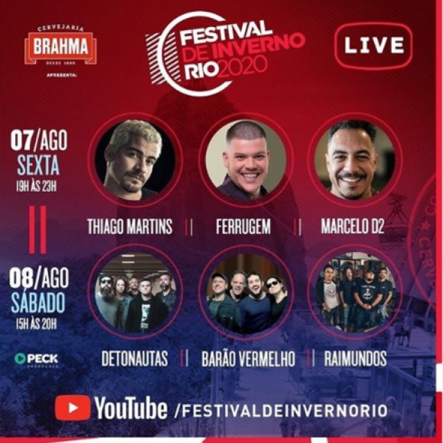 Festival de Inverno Rio 2020