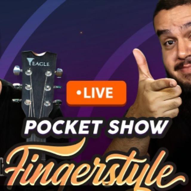 Cifra Club: pocket show ao vivo