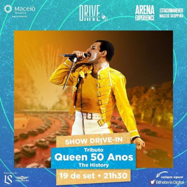 Musical QUEEN The History