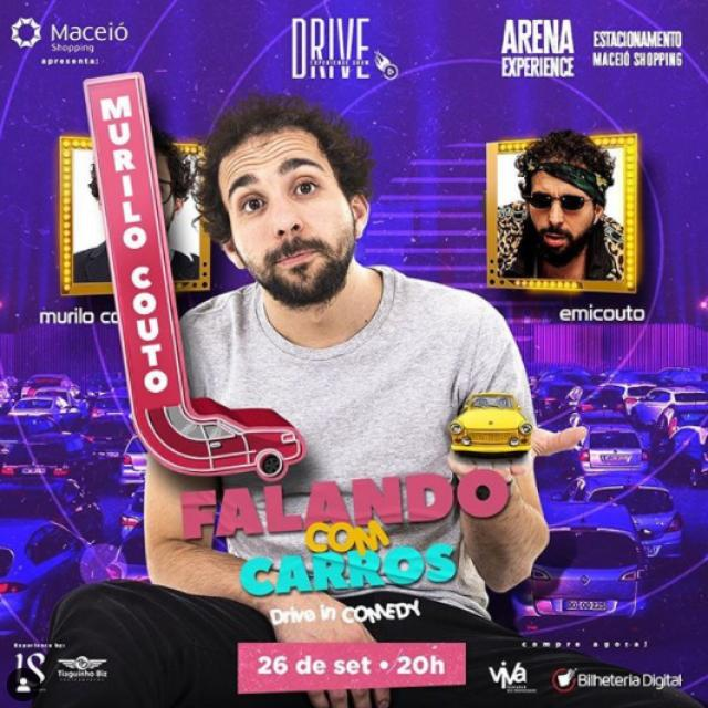 Murilo Couto – Drive Experience Show