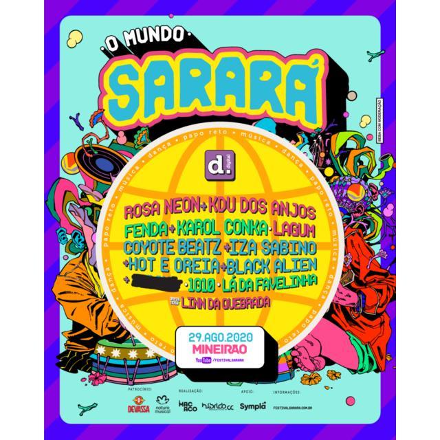 Festival Sarará Digital