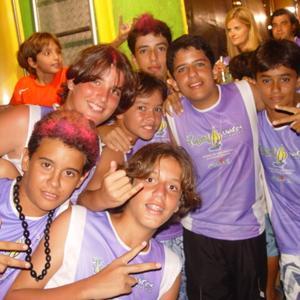 Bloco Tribal 2007 - #Maceio40Graus20Anos