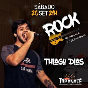 Thiago Dias - Rock Nacional e Internacional