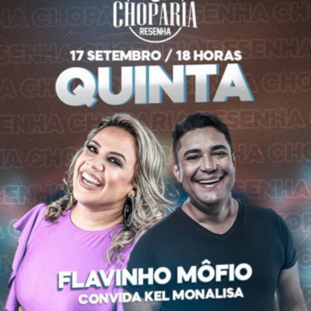 Flavinho Mô Fio convida Kel Monalisa