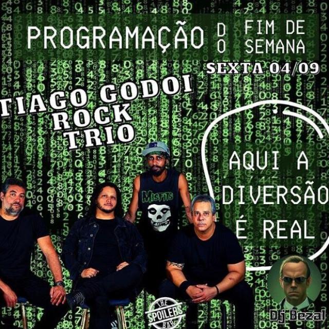 Thiago Godoi Rock Trio