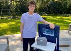 Jovem desenvolve kit contra germes em aviões: útil na pandemia