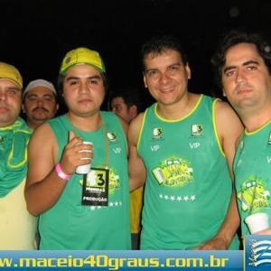 Saia Elétrica 2006 - #Maceió40Graus20Anos