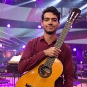 Maceioense fica em 1º lugar em concurso nacional de violonistas