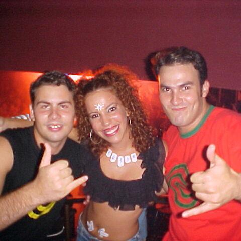 Timbalada 2001 -  #Maceio40Graus20Anos