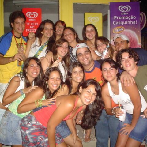 Villa Niquin Maikai Verão 2004 - #Maceio40graus20anos