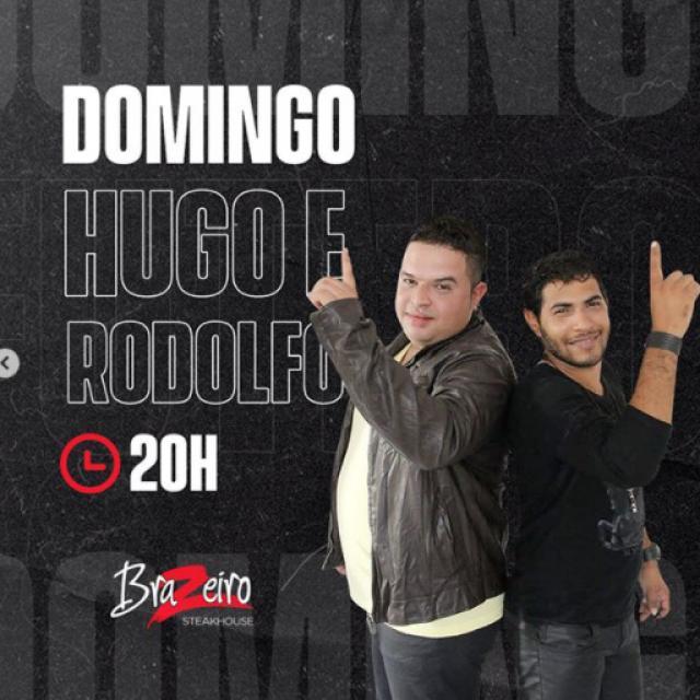 Hugo e Roldolfo