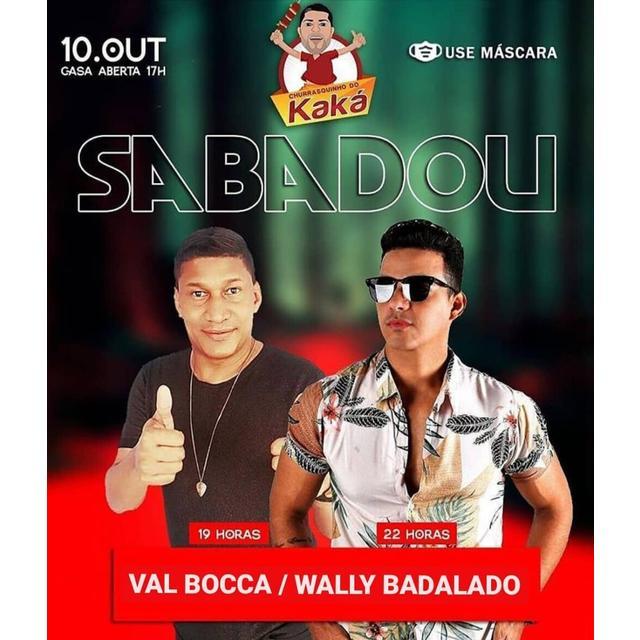 Val Bocca e Wally Badalado