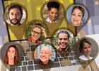 Comédia digital 'Novo e Normal' é exibida direto da casa de cada ator