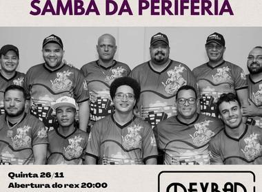Quintas do Samba