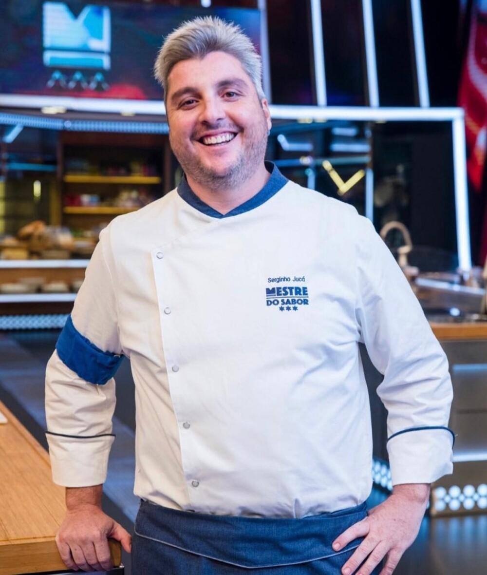 """""""Gosto e acredito no meu trabalho, e estou aguardando o que Deus reservou para mim"""", diz Serginho Jucá, chef finalista do Mestre do Sabor"""