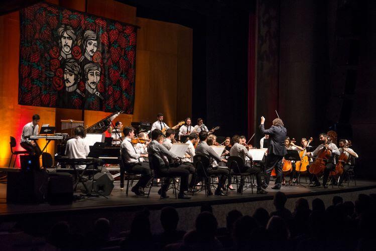 Orquestra Ouro Preto Lança The Beatles – Vol. 2 nas Principais Plataformas Digitais