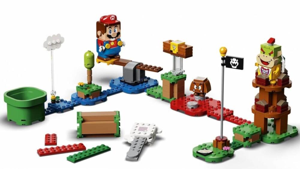 Lego Super Mario entra em pré-venda no Brasil