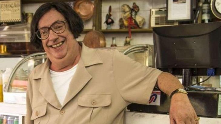 Beiçola de A Grande Família, Marcos Oliveira é internado com princípio de infarto